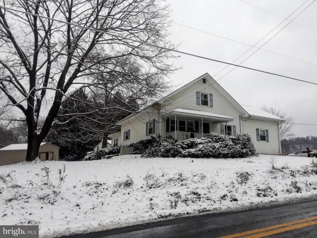 1838 Jericho Road, NEW BLOOMFIELD, PA 17068 (#PAPY100276) :: The Joy Daniels Real Estate Group