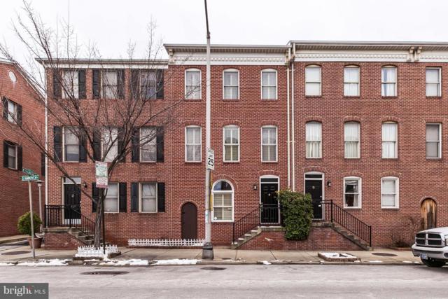 819 S Hanover Street, BALTIMORE, MD 21230 (#MDBA305356) :: The Sebeck Team of RE/MAX Preferred