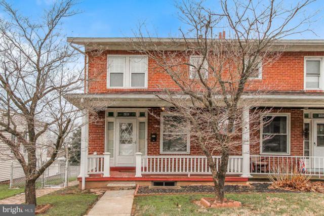 511 W 3RD Street, BIRDSBORO, PA 19508 (#PABK248116) :: Jason Freeby Group at Keller Williams Real Estate