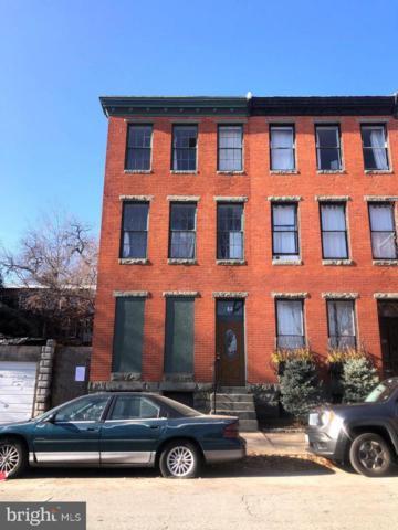 12 S Calhoun Street, BALTIMORE, MD 21223 (#MDBA305402) :: Bic DeCaro & Associates