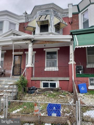 741 S Alden Street, PHILADELPHIA, PA 19143 (#PAPH511770) :: Jason Freeby Group at Keller Williams Real Estate