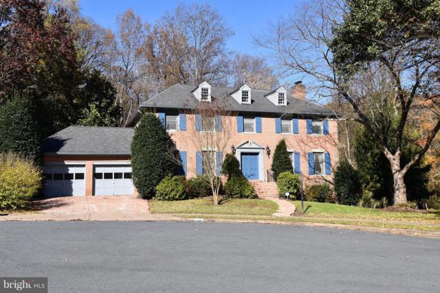 4148 Round Hill Road, ARLINGTON, VA 22207 (#VAAR104302) :: Tom & Cindy and Associates