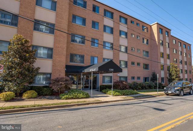 1200 S Arlington Ridge Road #404, ARLINGTON, VA 22202 (#VAAR104306) :: Bic DeCaro & Associates