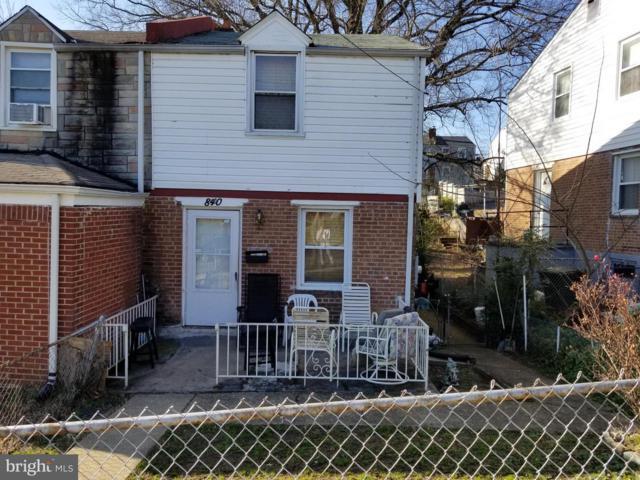 840 52ND Street NE, WASHINGTON, DC 20019 (#DCDC310364) :: Bic DeCaro & Associates