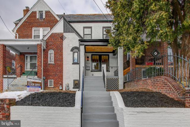 103 Madison Street NW, WASHINGTON, DC 20011 (#DCDC310366) :: Browning Homes Group