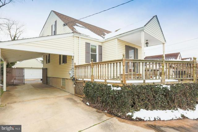 529 45TH Street, BALTIMORE, MD 21224 (#MDBC332708) :: SURE Sales Group