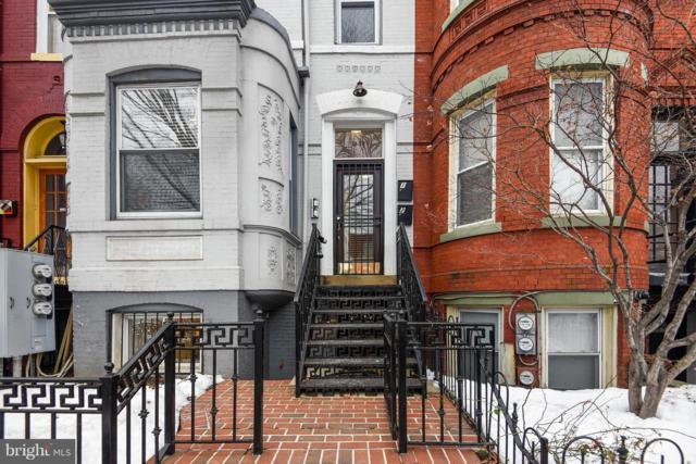 1634 6TH Street NW #1, WASHINGTON, DC 20001 (#DCDC310380) :: Eng Garcia Grant & Co.