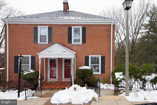 2925 Dinwiddie Street S, ARLINGTON, VA 22206 (#VAAX193132) :: Shamrock Realty Group, Inc