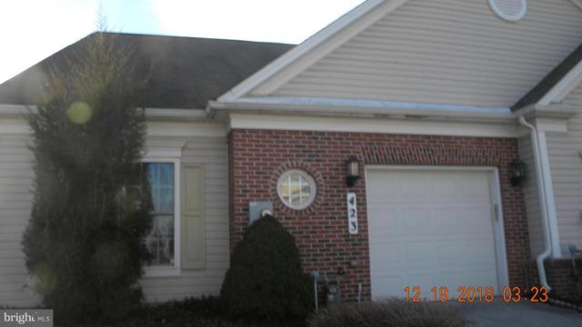 423 Clubside Drive #294, TANEYTOWN, MD 21787 (#MDCR154186) :: The Putnam Group