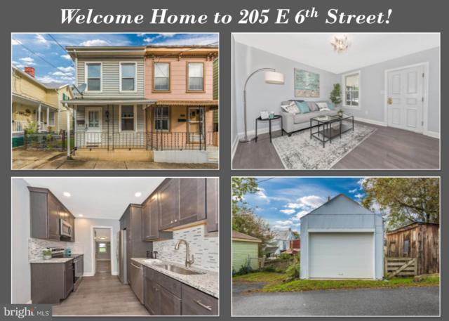 205 E 6TH Street, FREDERICK, MD 21701 (#MDFR191454) :: Jim Bass Group of Real Estate Teams, LLC