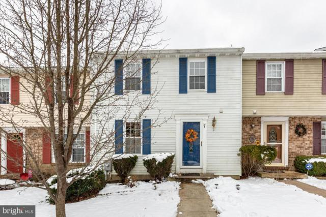 7 Hapsburg Court, BALTIMORE, MD 21234 (#MDBC332782) :: AJ Team Realty