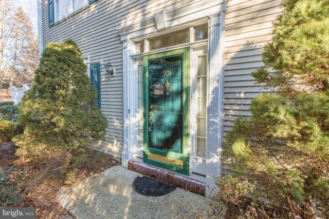 901 Pebble Creek Court, PENNINGTON, NJ 08534 (#NJME204238) :: Colgan Real Estate