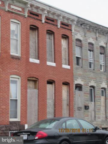 1831 Aisquith Street, BALTIMORE, MD 21202 (#MDBA305600) :: Colgan Real Estate