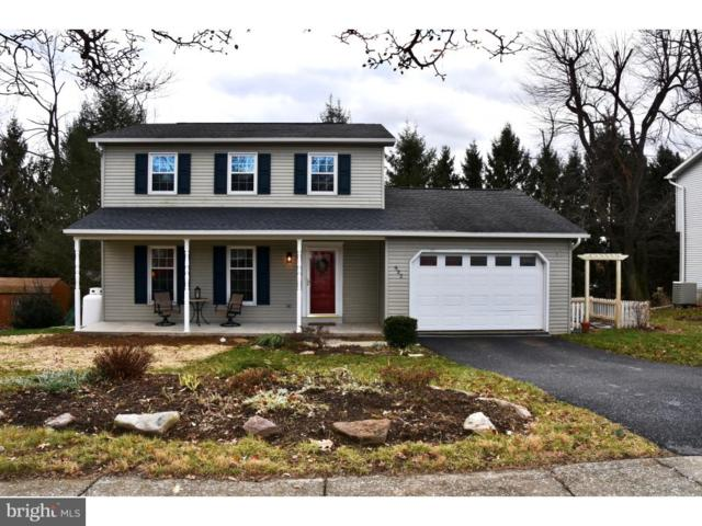 932 Woodridge Drive, ENOLA, PA 17025 (#PACB106478) :: The Heather Neidlinger Team With Berkshire Hathaway HomeServices Homesale Realty