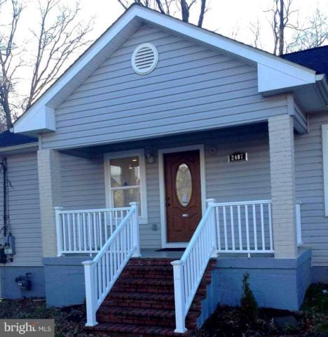 2407 Pomeroy Road SE, WASHINGTON, DC 20020 (#DCDC310558) :: The Licata Group/Keller Williams Realty