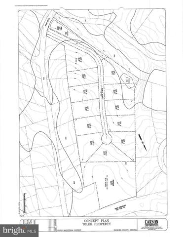 6087 Dumfries Road, WARRENTON, VA 20187 (#VAFQ133616) :: Bic DeCaro & Associates