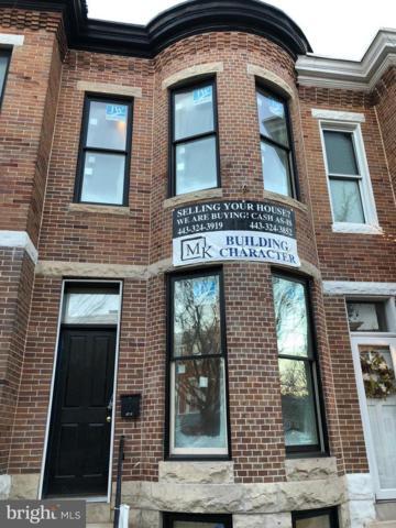 1621 Jackson Street, BALTIMORE, MD 21230 (#MDBA305614) :: The Sebeck Team of RE/MAX Preferred
