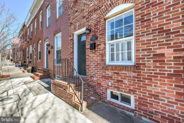 925 S Bouldin Street, BALTIMORE, MD 21224 (#MDBA305628) :: The Sebeck Team of RE/MAX Preferred