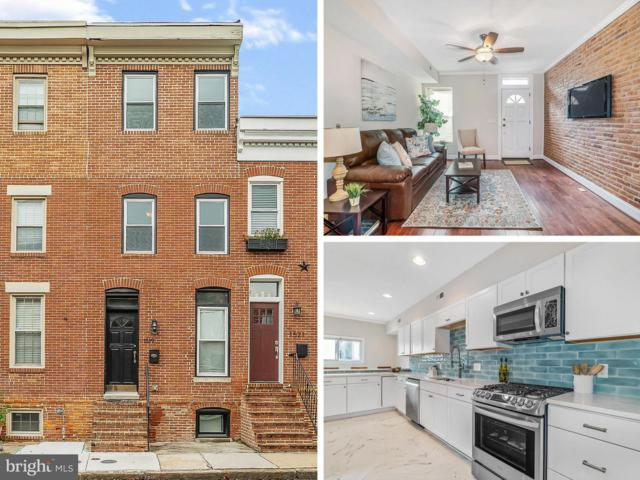 1519 William Street, BALTIMORE, MD 21230 (#MDBA305646) :: The MD Home Team