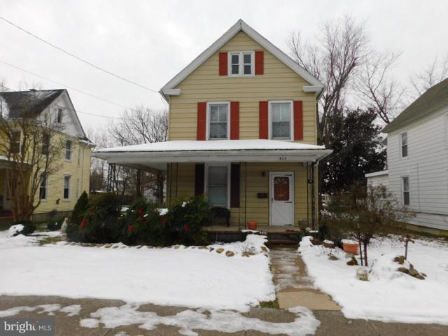 413 Maryland Avenue, CAMBRIDGE, MD 21613 (#MDDO111702) :: The Maryland Group of Long & Foster