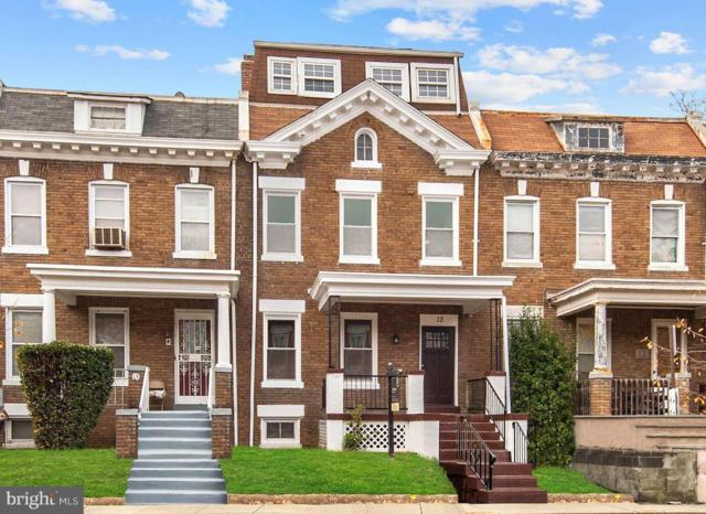 13 16TH Street SE, WASHINGTON, DC 20003 (#DCDC310648) :: The Sebeck Team of RE/MAX Preferred