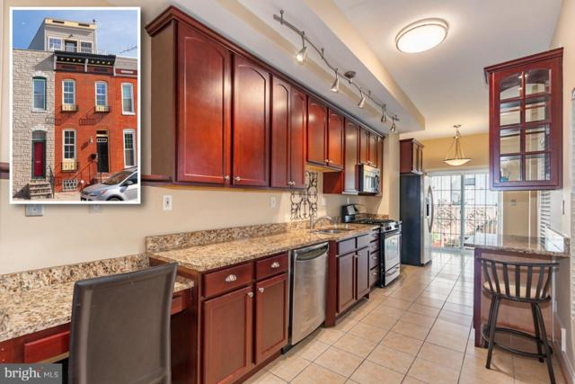 1229 Patapsco Street, BALTIMORE, MD 21230 (#MDBA305682) :: LaRock Realtor Group