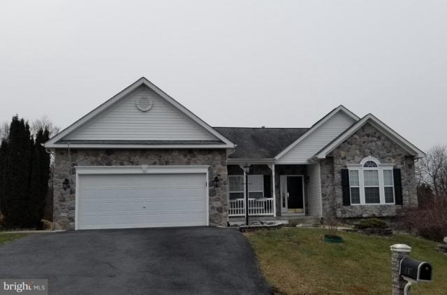 467 Hogan, MARTINSBURG, WV 25405 (#WVBE134564) :: ExecuHome Realty