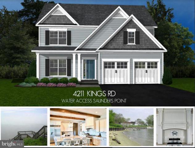 4211 Kings Road, EDGEWATER, MD 21037 (#MDAA303600) :: Remax Preferred | Scott Kompa Group