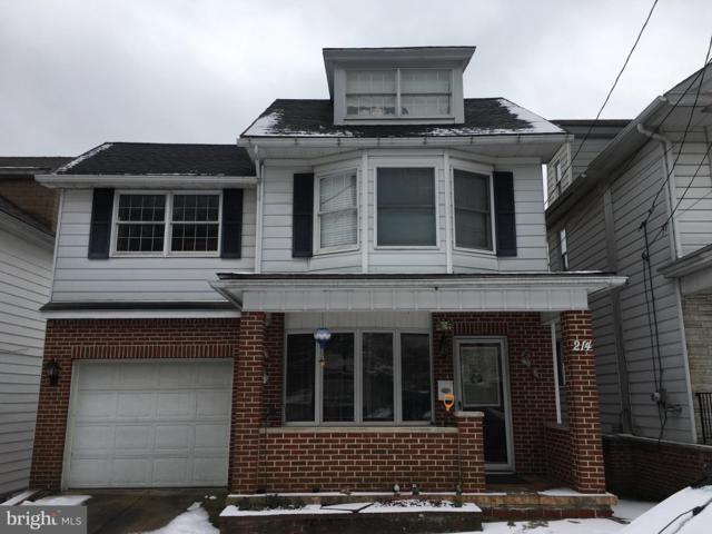 214 Ohio Avenue, SHENANDOAH, PA 17976 (#PASK115950) :: The Joy Daniels Real Estate Group