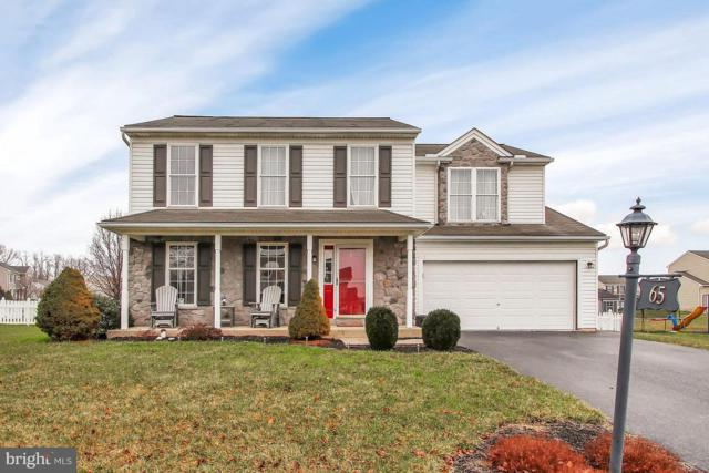 65 Heather Way, YORK, PA 17404 (#PAYK106356) :: The Heather Neidlinger Team With Berkshire Hathaway HomeServices Homesale Realty