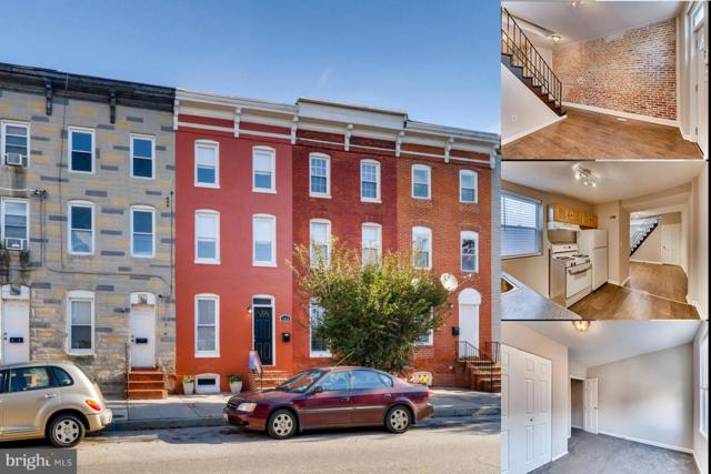 1024 W Cross Street, BALTIMORE, MD 21230 (#MDBA305734) :: ExecuHome Realty