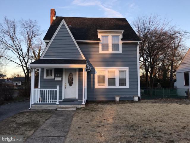 521 S Fairview Street, RIVERSIDE, NJ 08075 (#NJBL246794) :: Keller Williams Realty - Matt Fetick Team