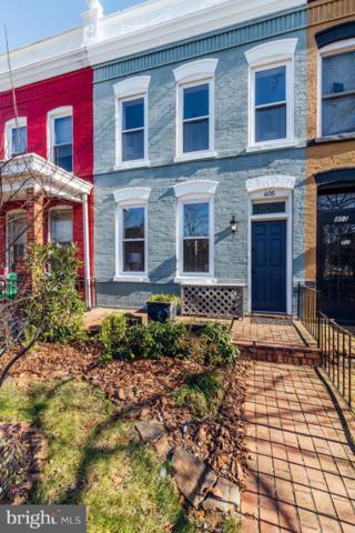 405 14TH Street NE, WASHINGTON, DC 20002 (#DCDC310742) :: TVRG Homes