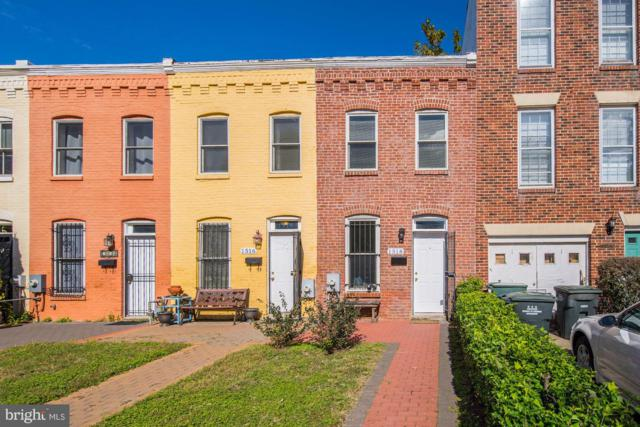 1518 Massachusetts Avenue SE, WASHINGTON, DC 20003 (#DCDC310746) :: Keller Williams Pat Hiban Real Estate Group