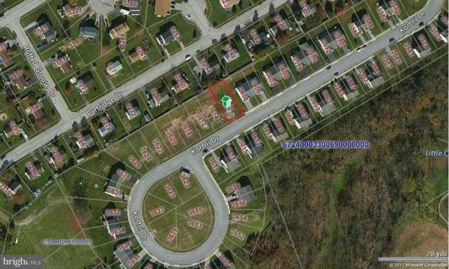 3614 Kortni Drive, DOVER, PA 17315 (#PAYK106370) :: Teampete Realty Services, Inc