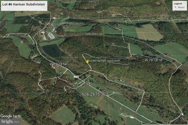 Lot #4 Off Rt 21/6 (Big Stony), SUGAR GROVE, WV 26815 (#WVPT100534) :: ExecuHome Realty
