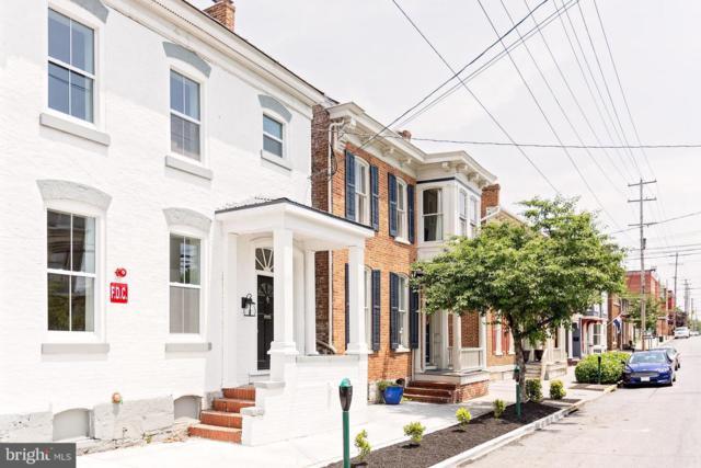 212 W Burke Street, MARTINSBURG, WV 25401 (#WVBE134606) :: Hill Crest Realty