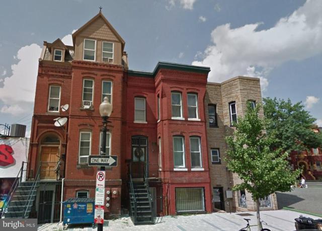 633 T Street NW, WASHINGTON, DC 20001 (#DCDC310786) :: Crossman & Co. Real Estate
