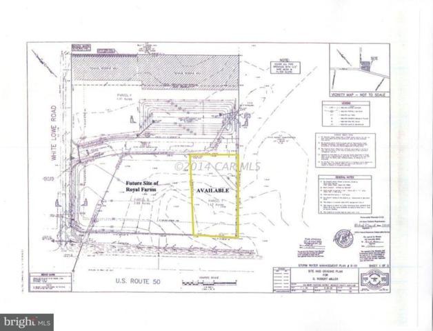 Route 50 & White Lowe Road, SALISBURY, MD 21801 (#MDWC101318) :: The Rhonda Frick Team