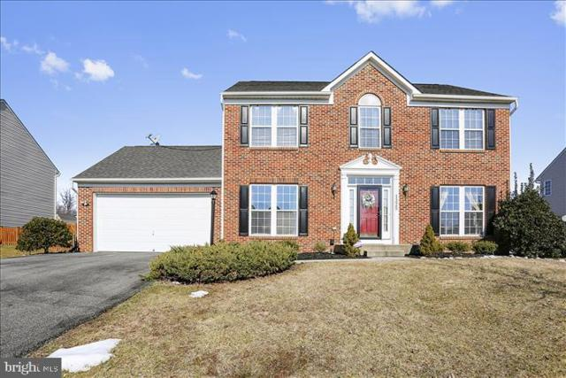 1325 Huntley Circle, EMMITSBURG, MD 21727 (#MDFR191590) :: AJ Team Realty