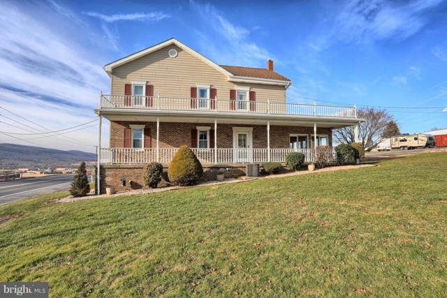 5831 Route 209, LYKENS, PA 17048 (#PADA105372) :: The Heather Neidlinger Team With Berkshire Hathaway HomeServices Homesale Realty