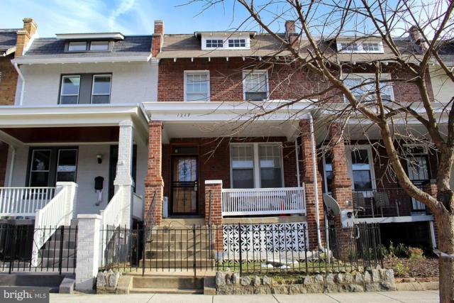 1219 Staples Street NE, WASHINGTON, DC 20002 (#DCDC310842) :: TVRG Homes