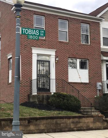 1805 Tobias Drive SE, WASHINGTON, DC 20020 (#DCDC310864) :: Blue Key Real Estate Sales Team