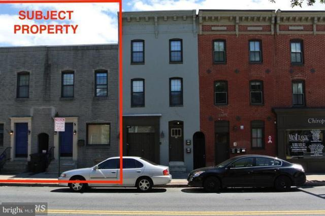 2007 Eastern Avenue, BALTIMORE, MD 21231 (#MDBA305972) :: ExecuHome Realty