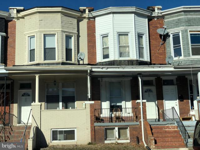 434 E 28TH Street, BALTIMORE, MD 21218 (#MDBA306006) :: The Speicher Group of Long & Foster Real Estate