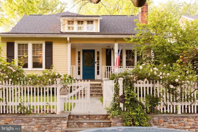 22 Masonic View Avenue E, ALEXANDRIA, VA 22301 (#VAAX193258) :: Colgan Real Estate