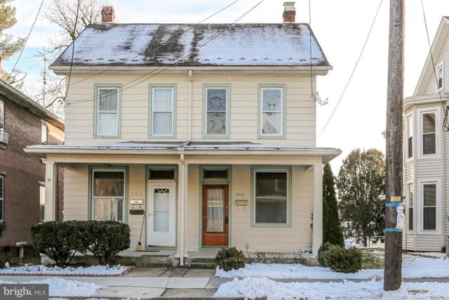 263 E Main Street, HUMMELSTOWN, PA 17036 (#PADA105662) :: The Heather Neidlinger Team With Berkshire Hathaway HomeServices Homesale Realty
