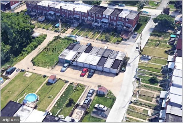 Lot 21 16 FT. ALLEY, BALTIMORE, MD 21229 (#MDBA306036) :: ExecuHome Realty
