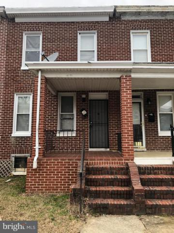 3420 Lyndale Avenue, BALTIMORE, MD 21213 (#MDBA306070) :: ExecuHome Realty