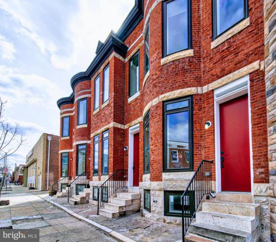 722 N Patterson Park Avenue, BALTIMORE, MD 21205 (#MDBA306076) :: The Sebeck Team of RE/MAX Preferred